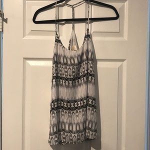 Collective Concepts halter style tank top